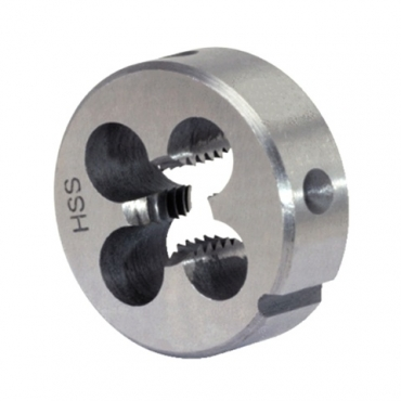 Threading die