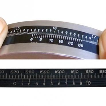 Thước đo chu vi hệ inches