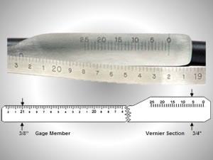 Thước đo đường kính trong O-Ring